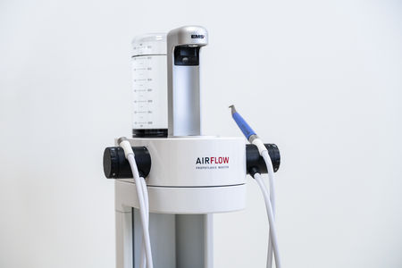 AIRFLOW® technology available at Face Value Dental