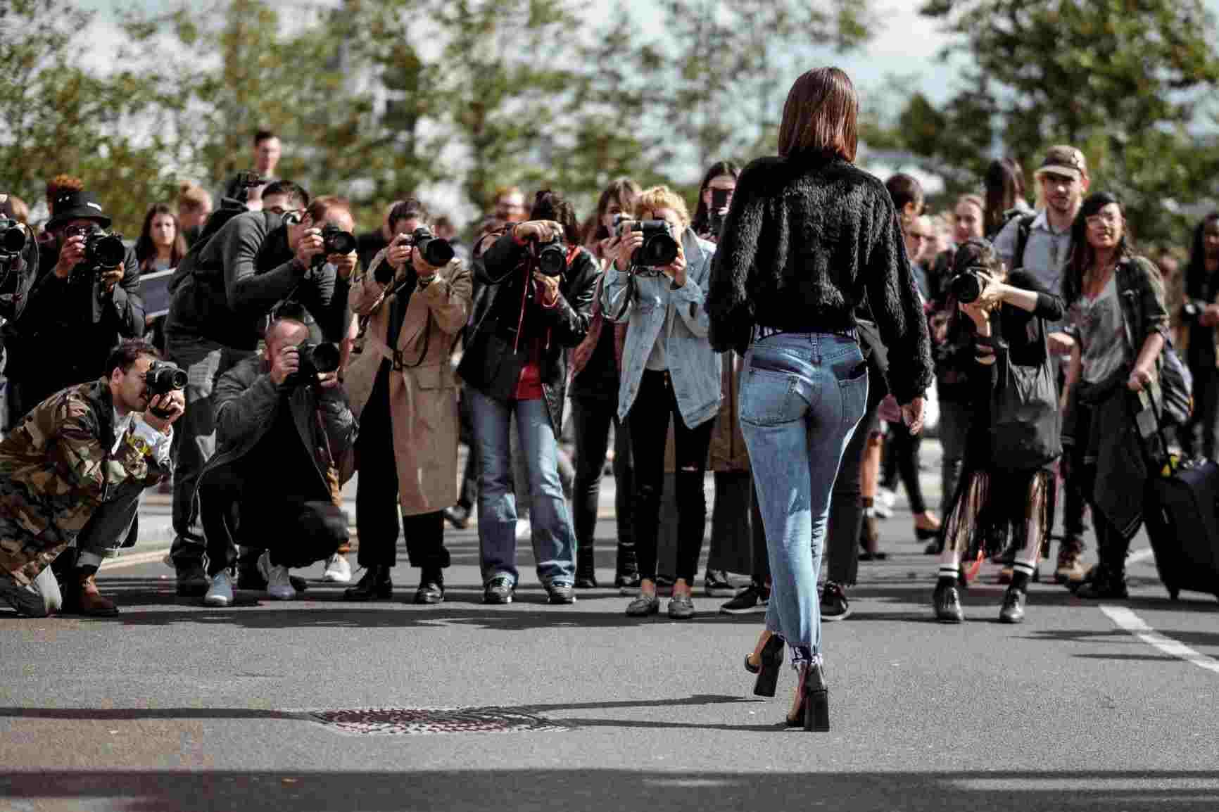 paparazzi and celebrity
