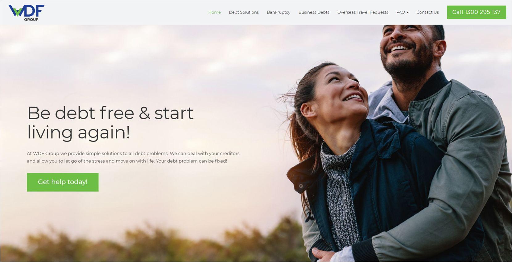 WDF Group Website