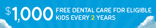free kids dental northbridge