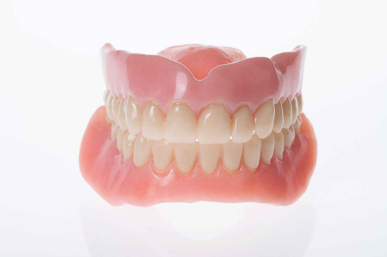 Standard full dentures