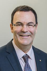 Prof Stephen Shumack OAM