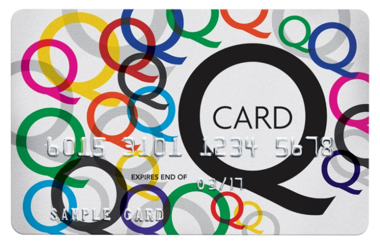 q card at St Heliers Dental Centre