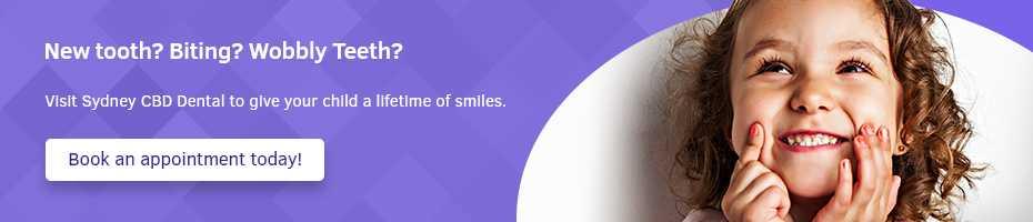 childrens dentistry at sydney cbd dental