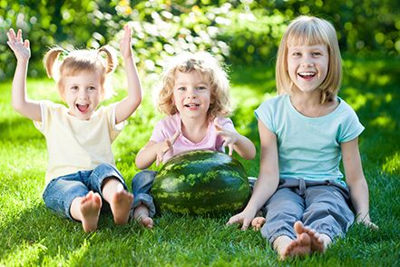 Teach your kids healthy dental habits - it will serve them a life of happy smiles
