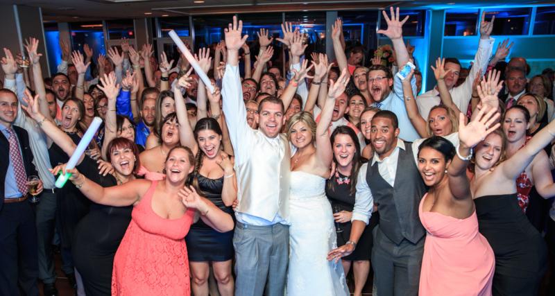 Riverside Wedding The Oyster Point Hotel Red Bank NJ