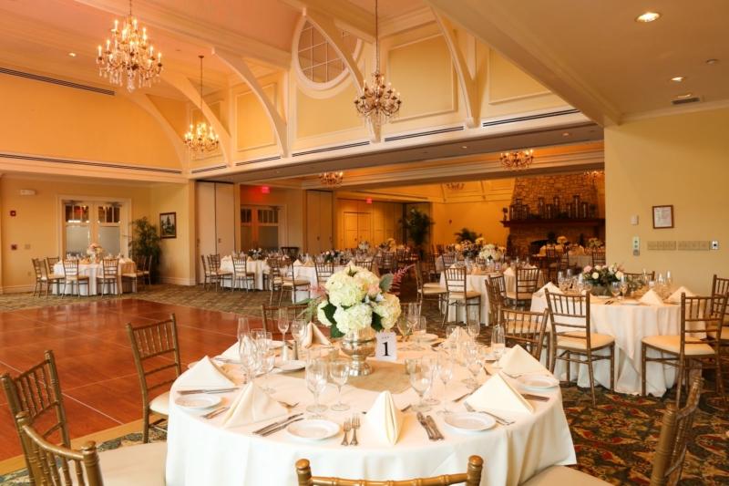 Rocking Wedding at Spring Lake Golf Club in Spring Lake NJ