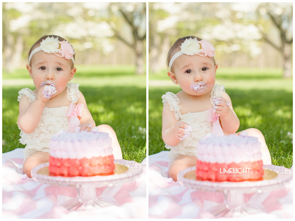 Julianna's Cakesmash at Allaire Park
