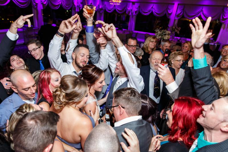 NJ Wedding DJ Crystal Point Yacht Club-1-2
