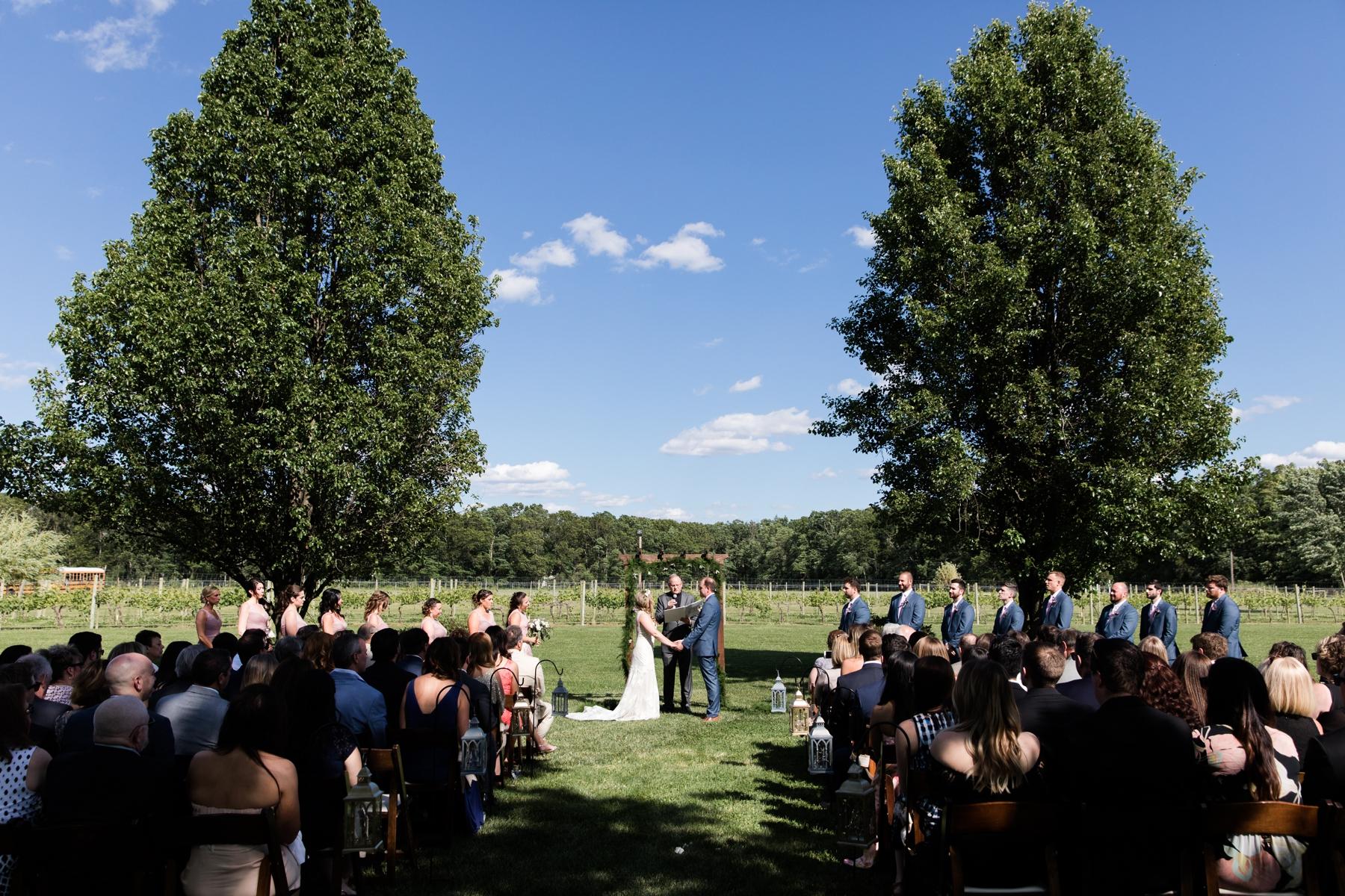 Wedding Shamong NJ Valenzano
