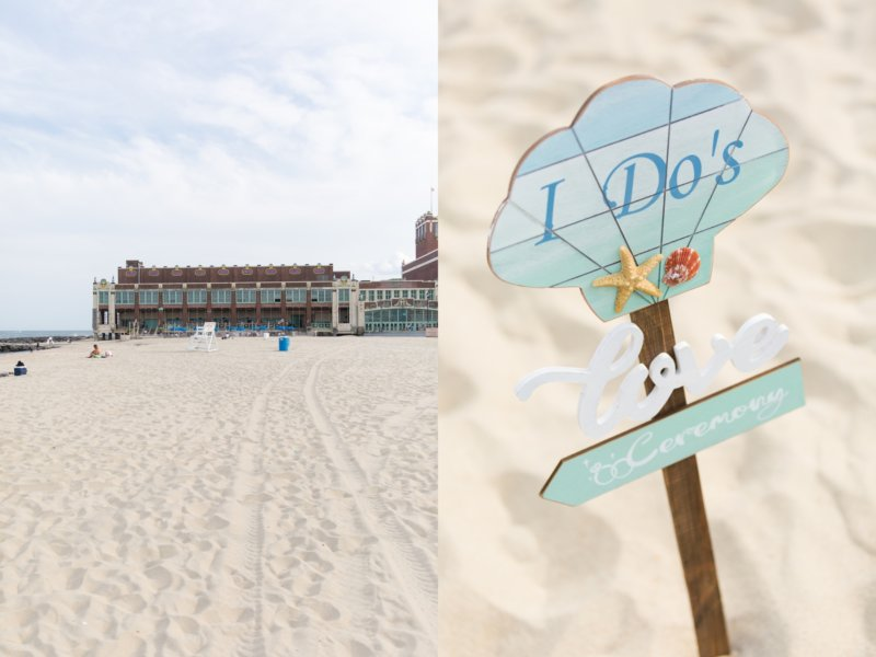Berkeley Wedding Asbury Park