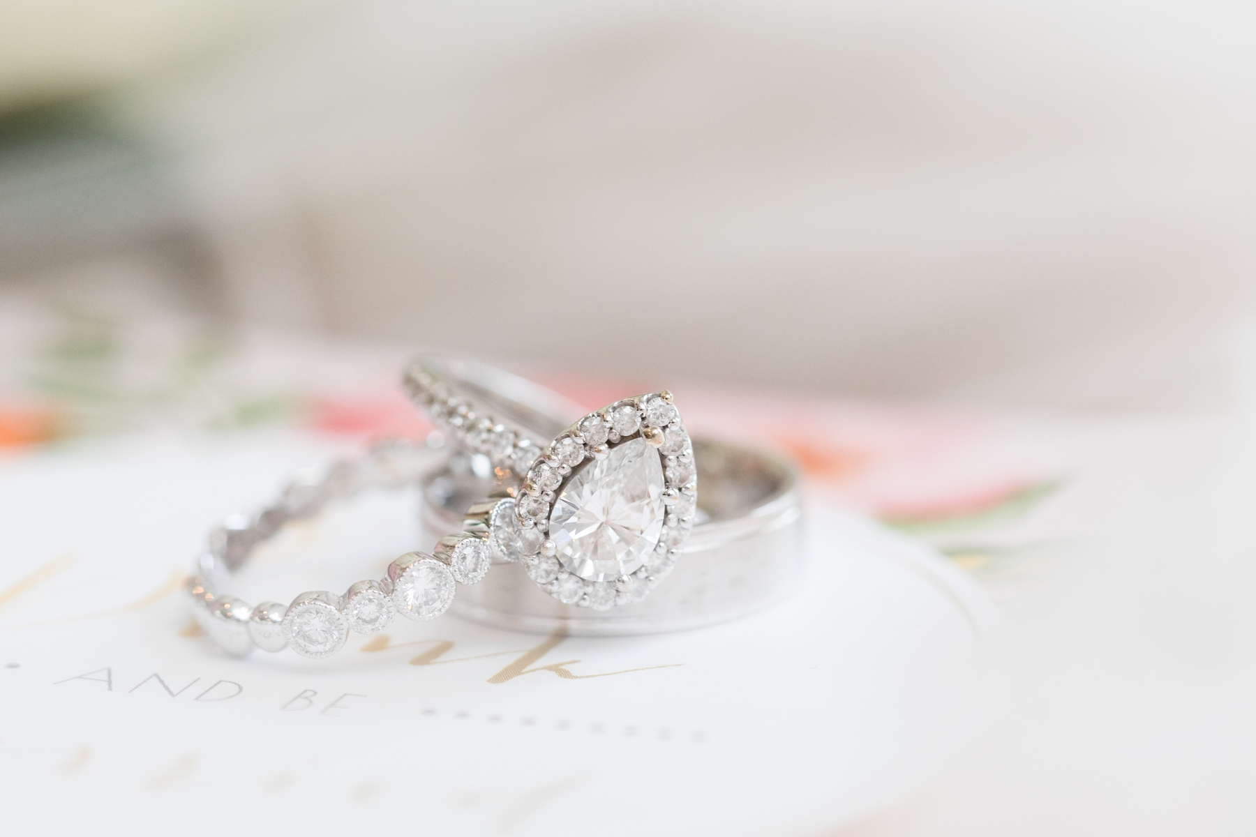 Rings at English Manor NJ