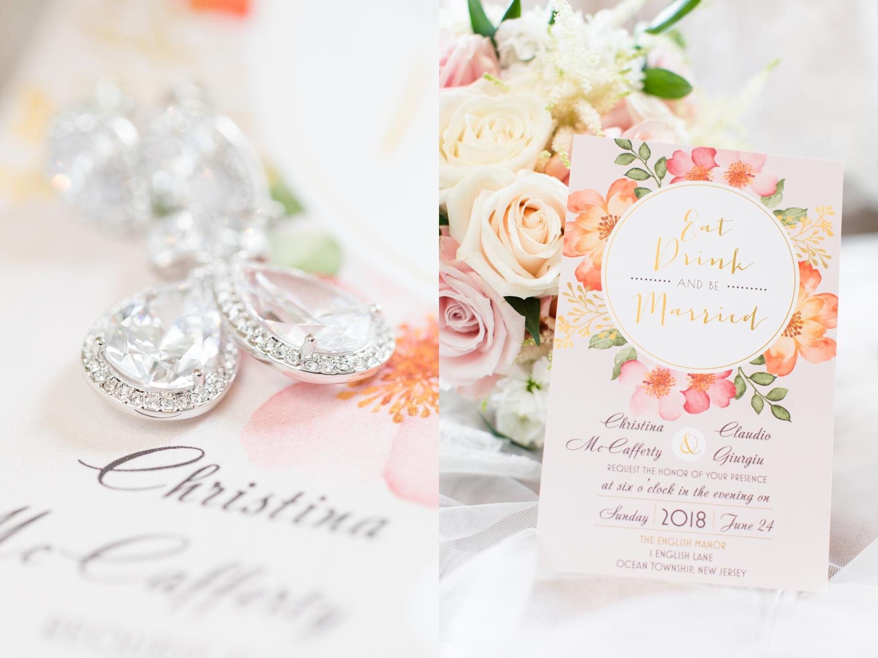 Wedding Cards – English Manor NJ