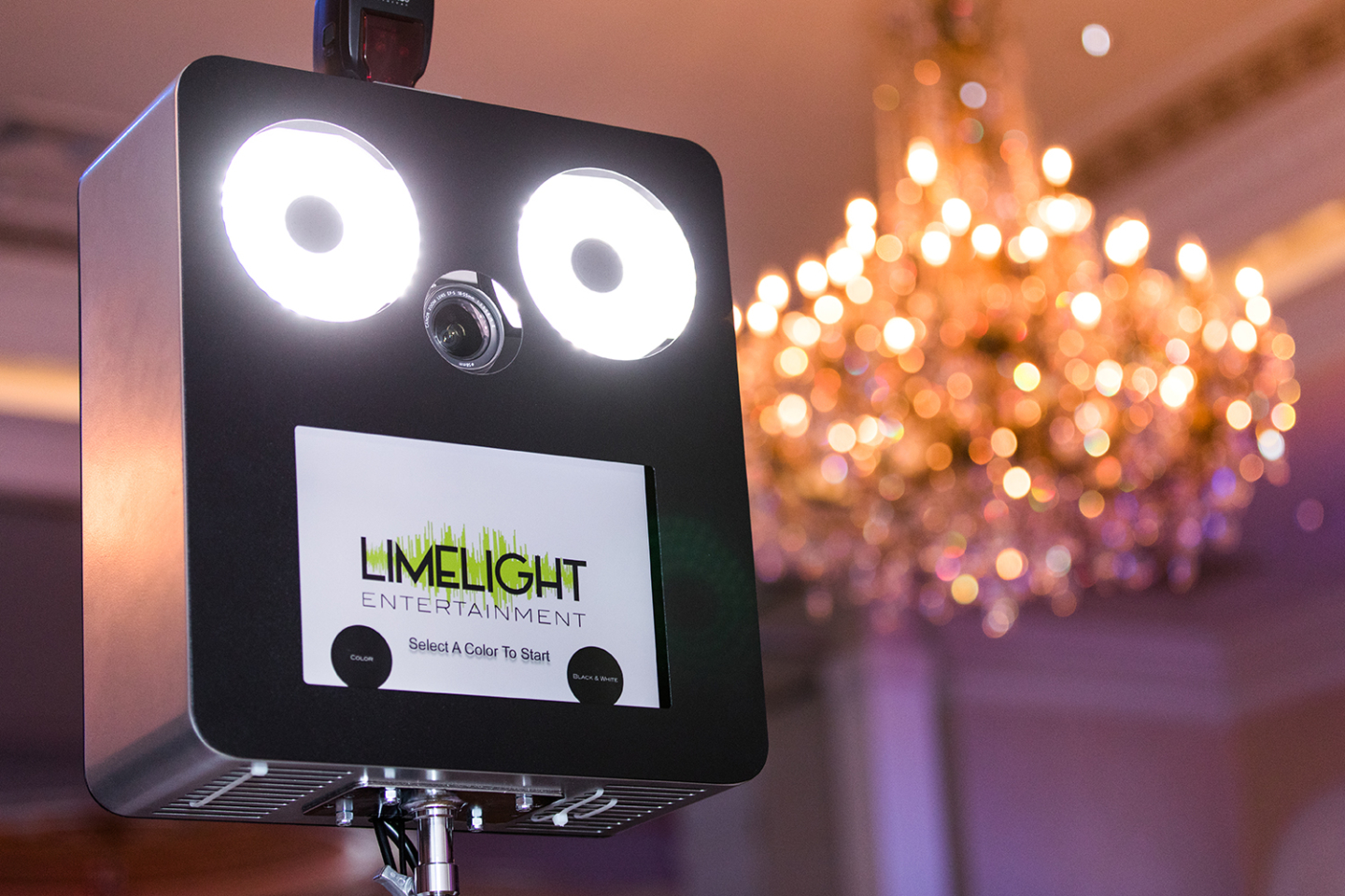 Limelight Photo booth
