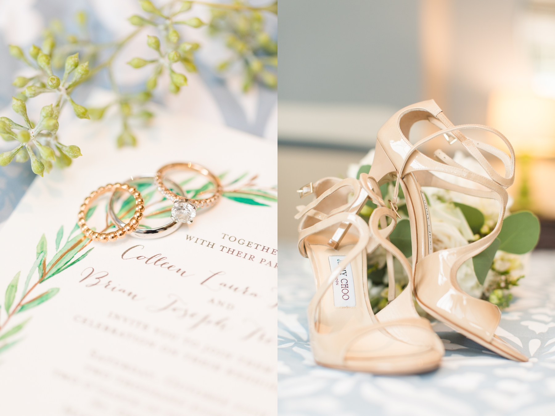 Colleen + Brian's Spring Lake Wedding