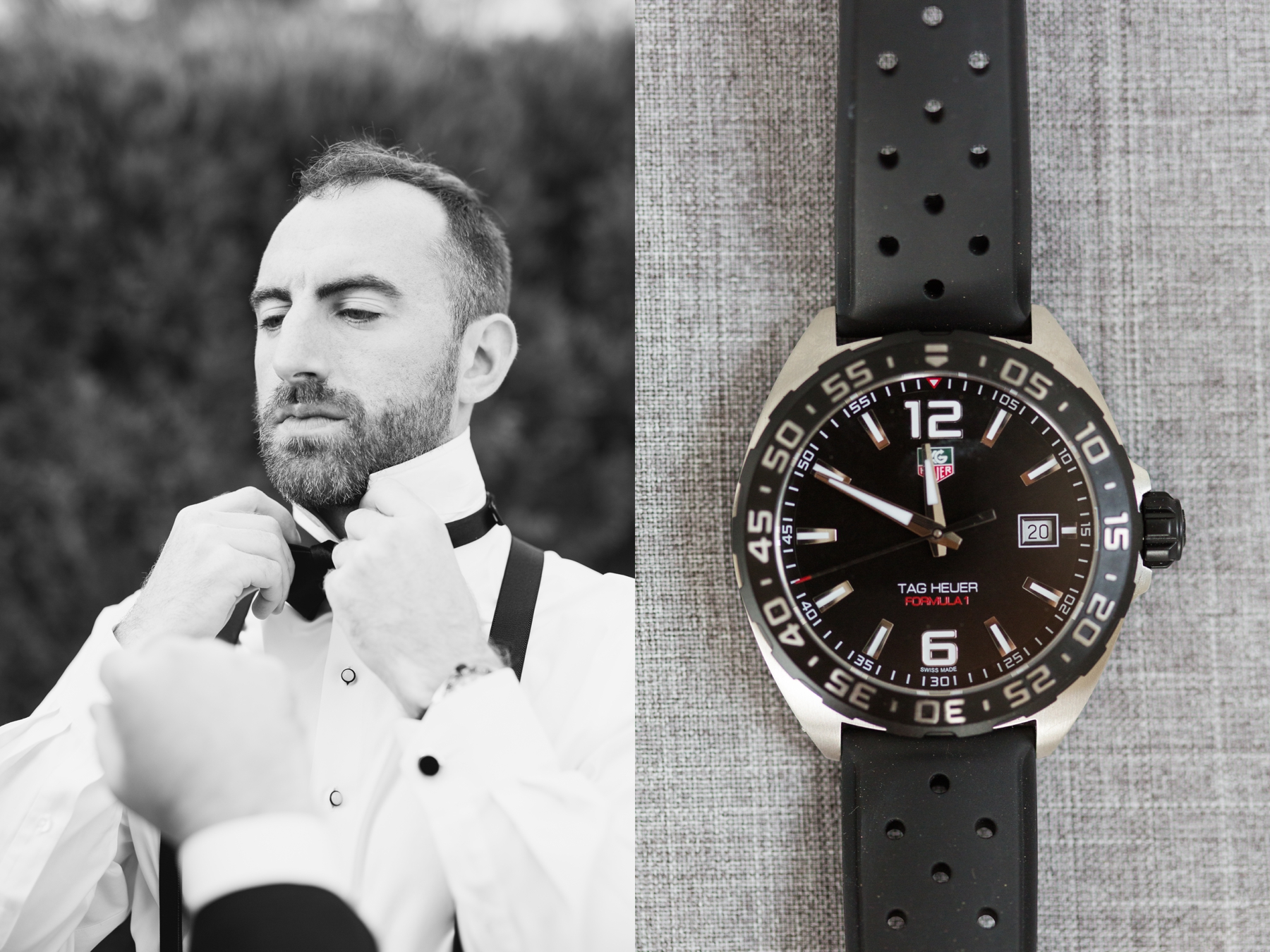 Tag Hegue Formula 1 Watch