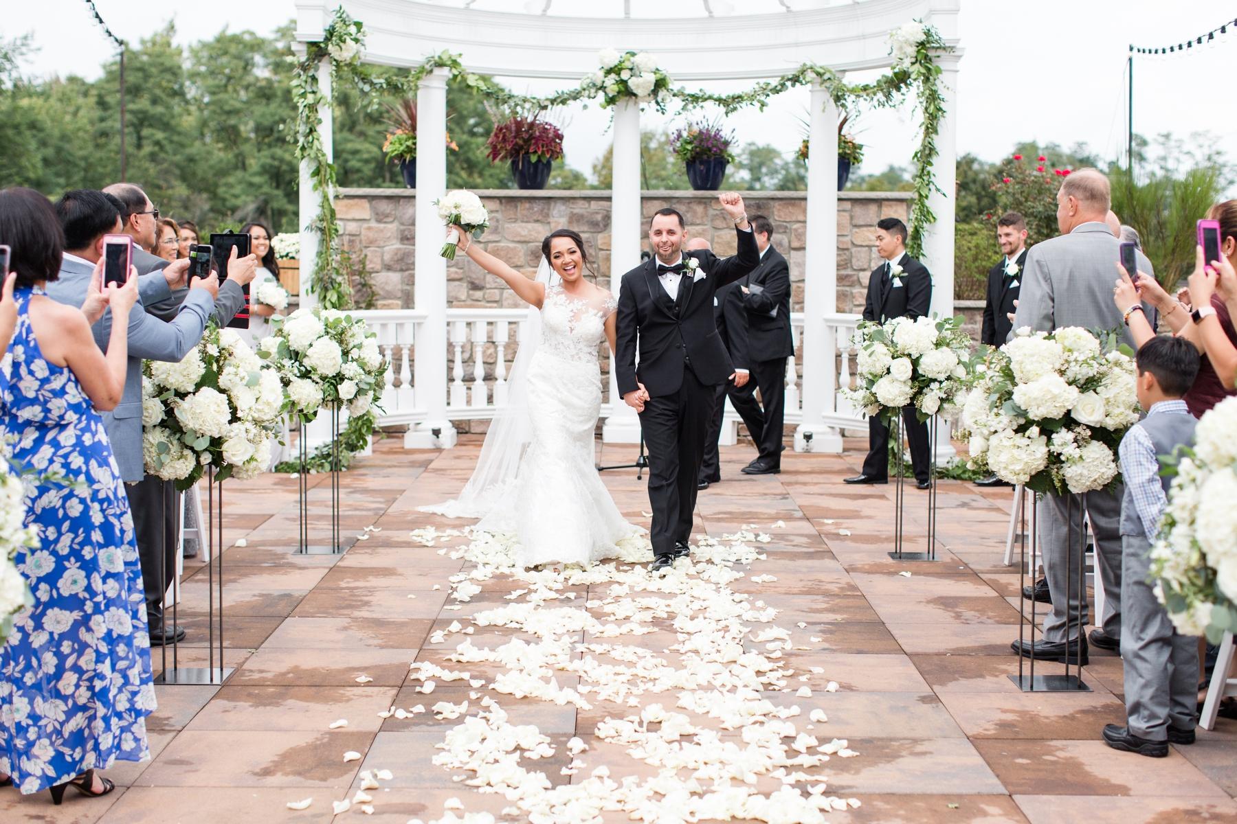 Wedding At The Terrace in Paramus, NJ