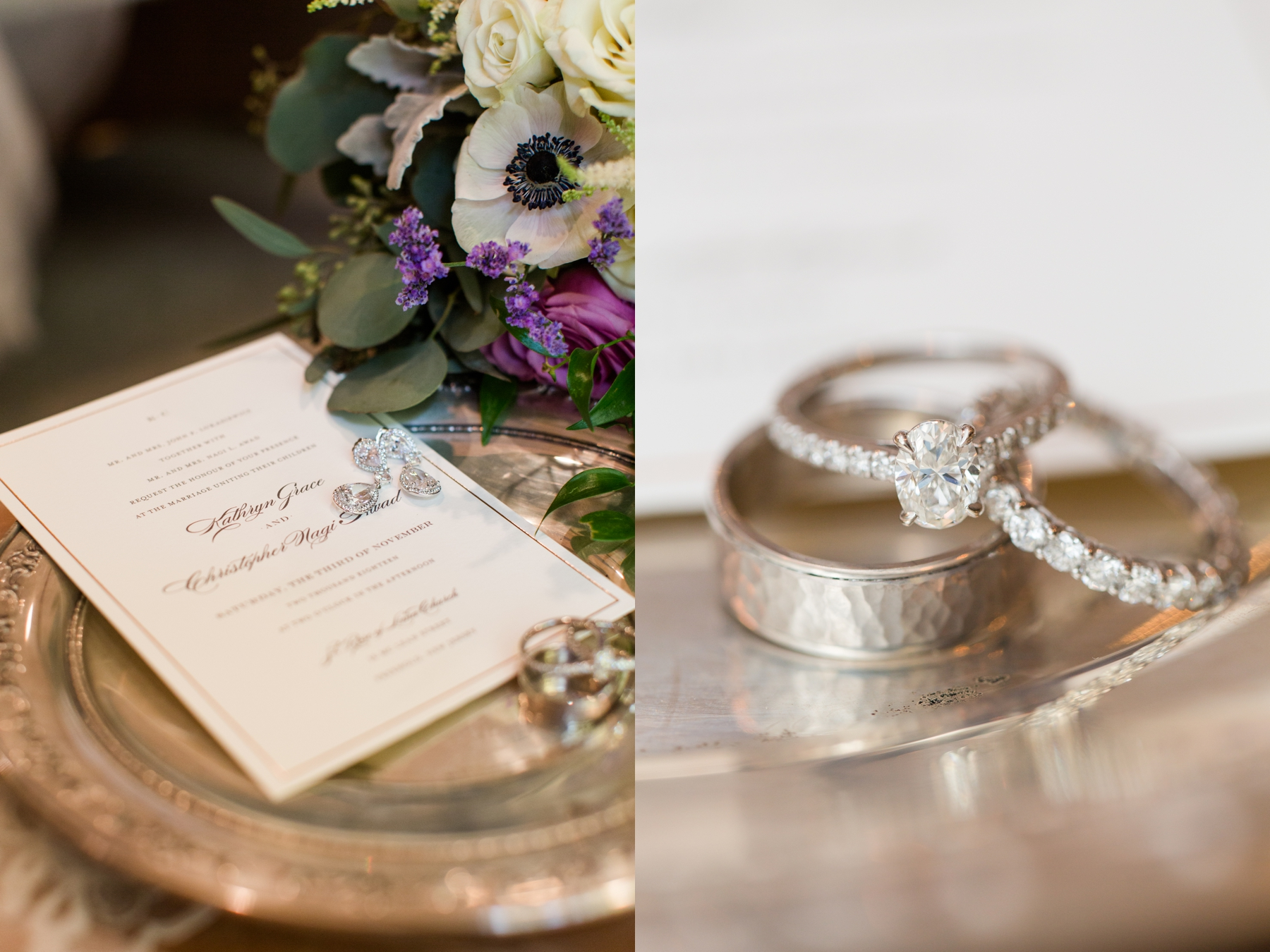 Wedding Card and The Ring