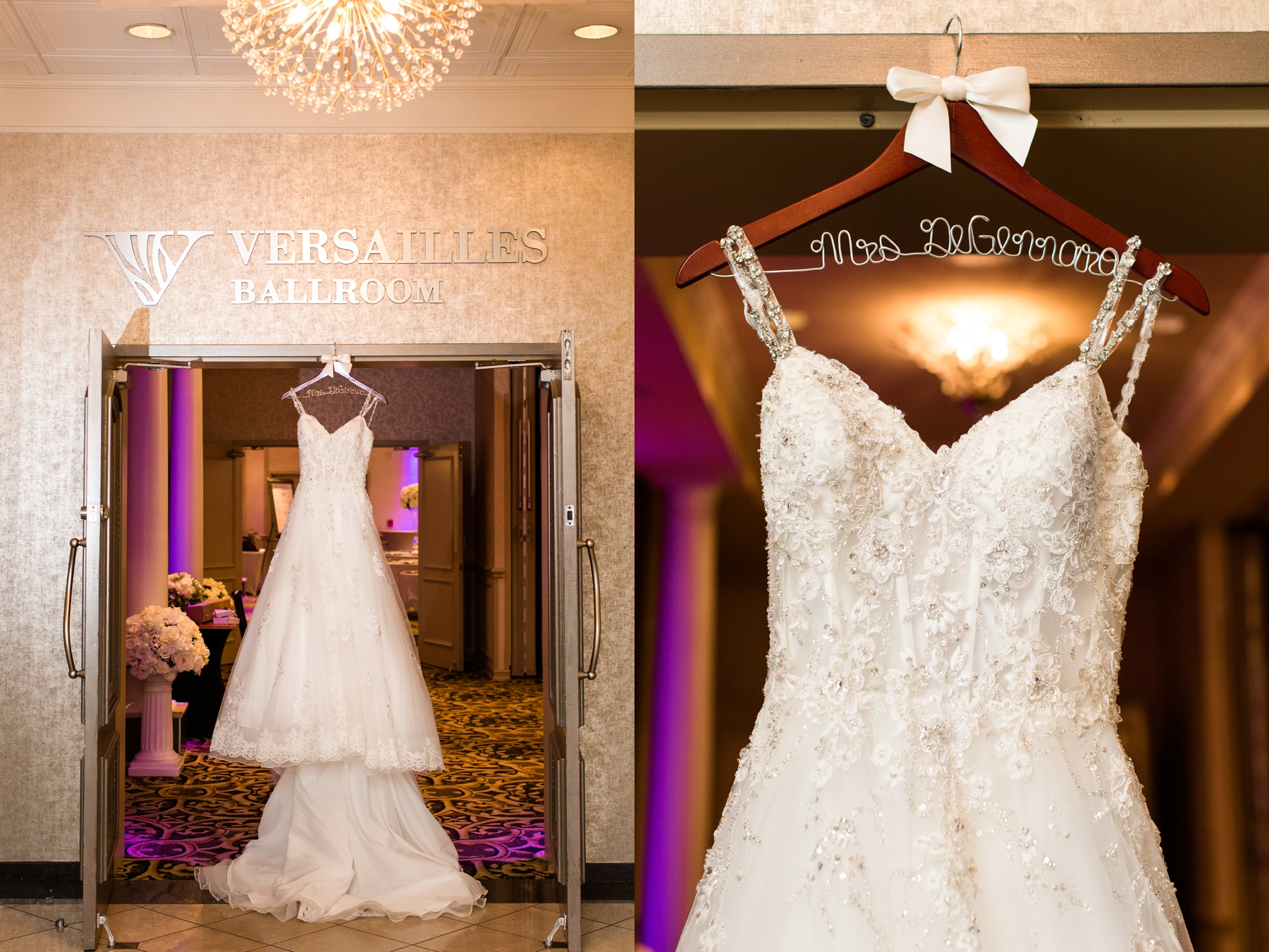 Katie + Frank's Wedding at The Versailles Ballroom of Toms River