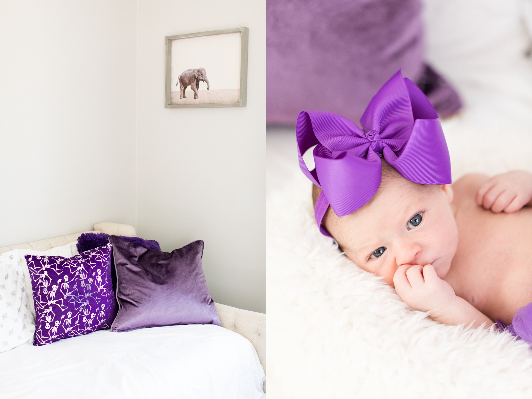 Lifestyle Newborn Photography in NJ