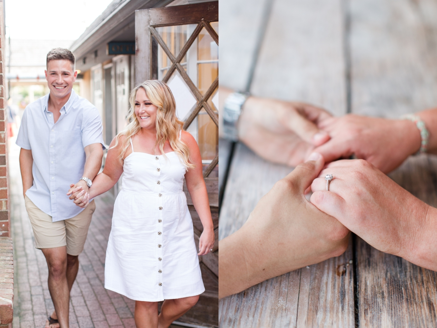 Engagement Photographer in LBI