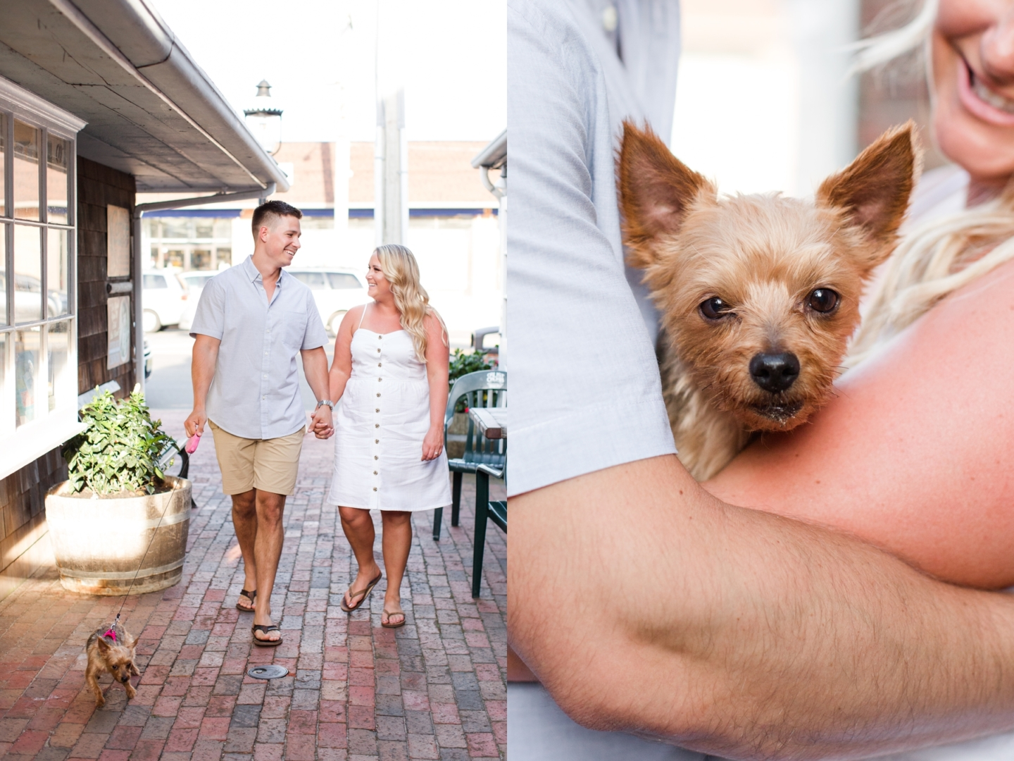 Engagement Photography at LBI