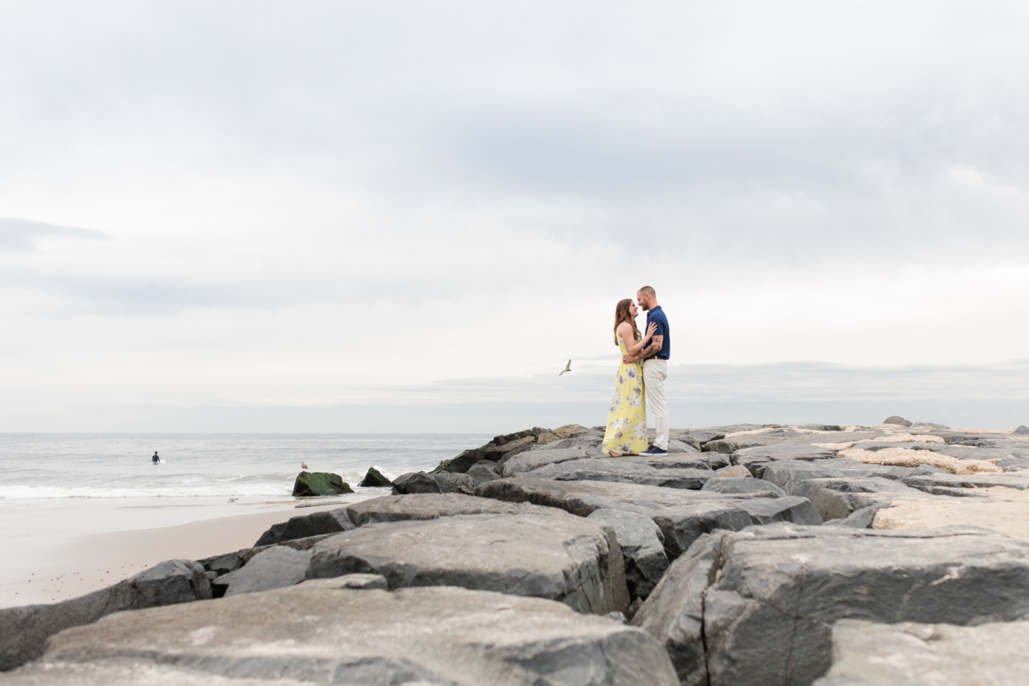Engagement Photography in Asbury Park