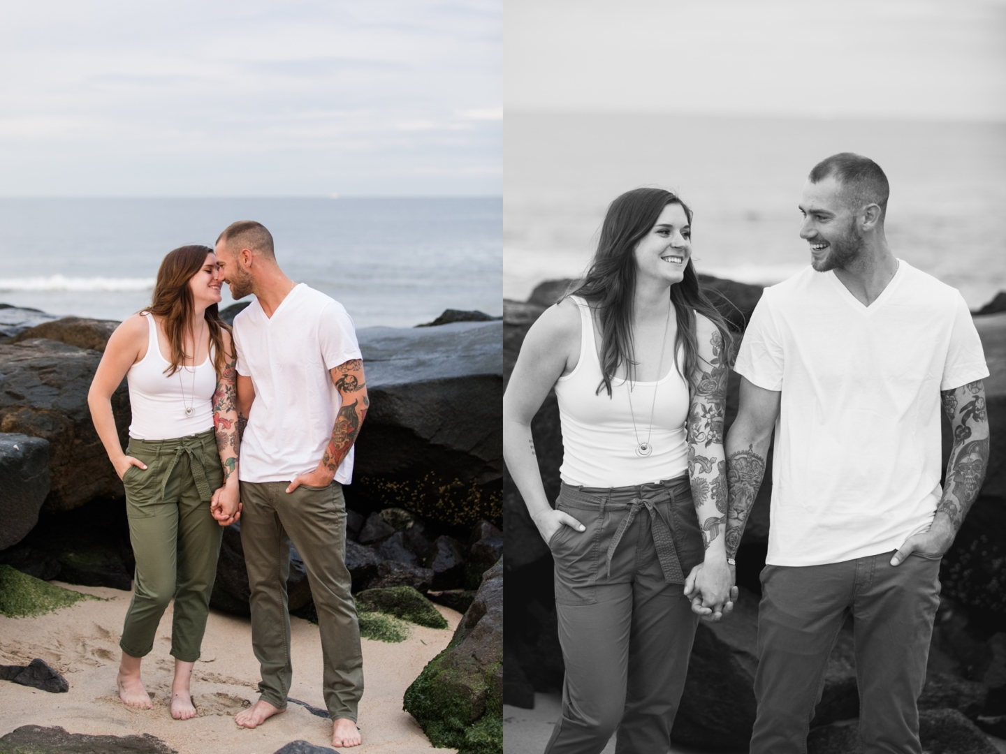 Engagement Photos in Asbury Park