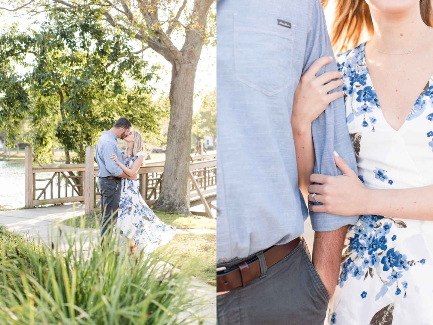 Kendal and Marc Engagement Photography
