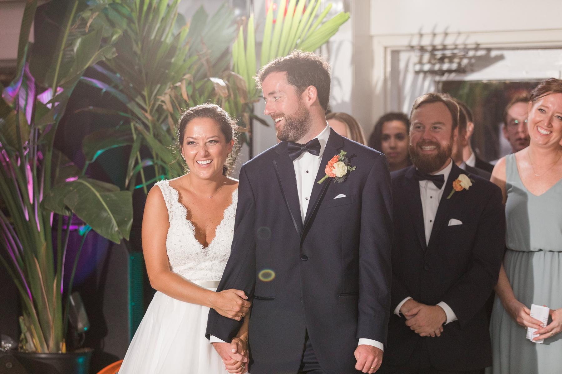 The Columns Wedding