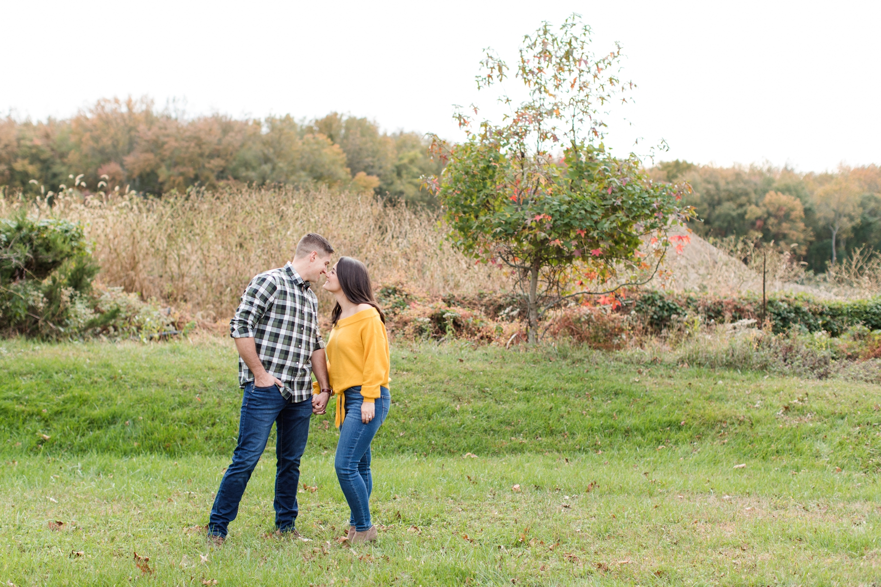 Joe Palaia Park Engagement Photos