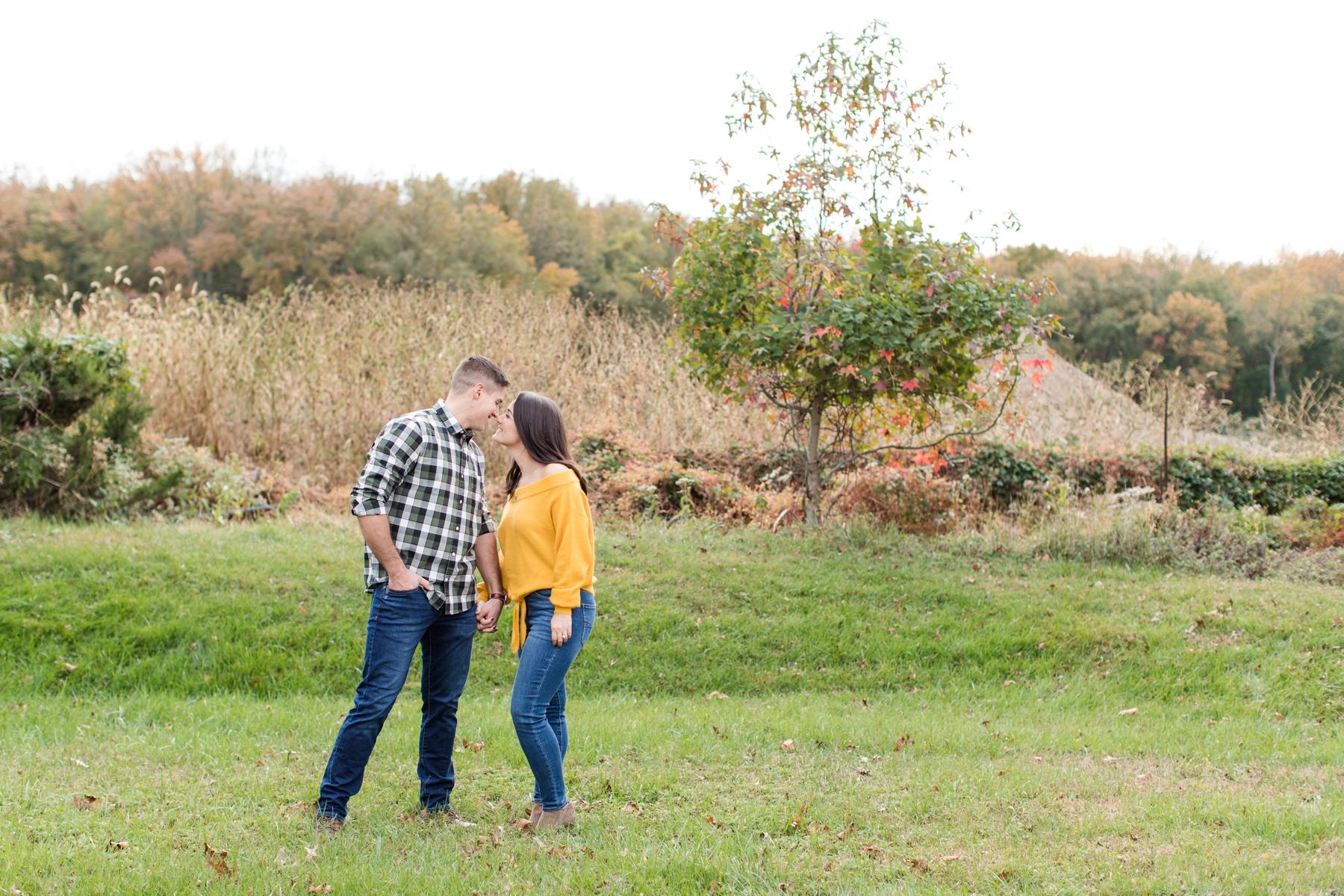Joe Palaia Park Engagement Photos