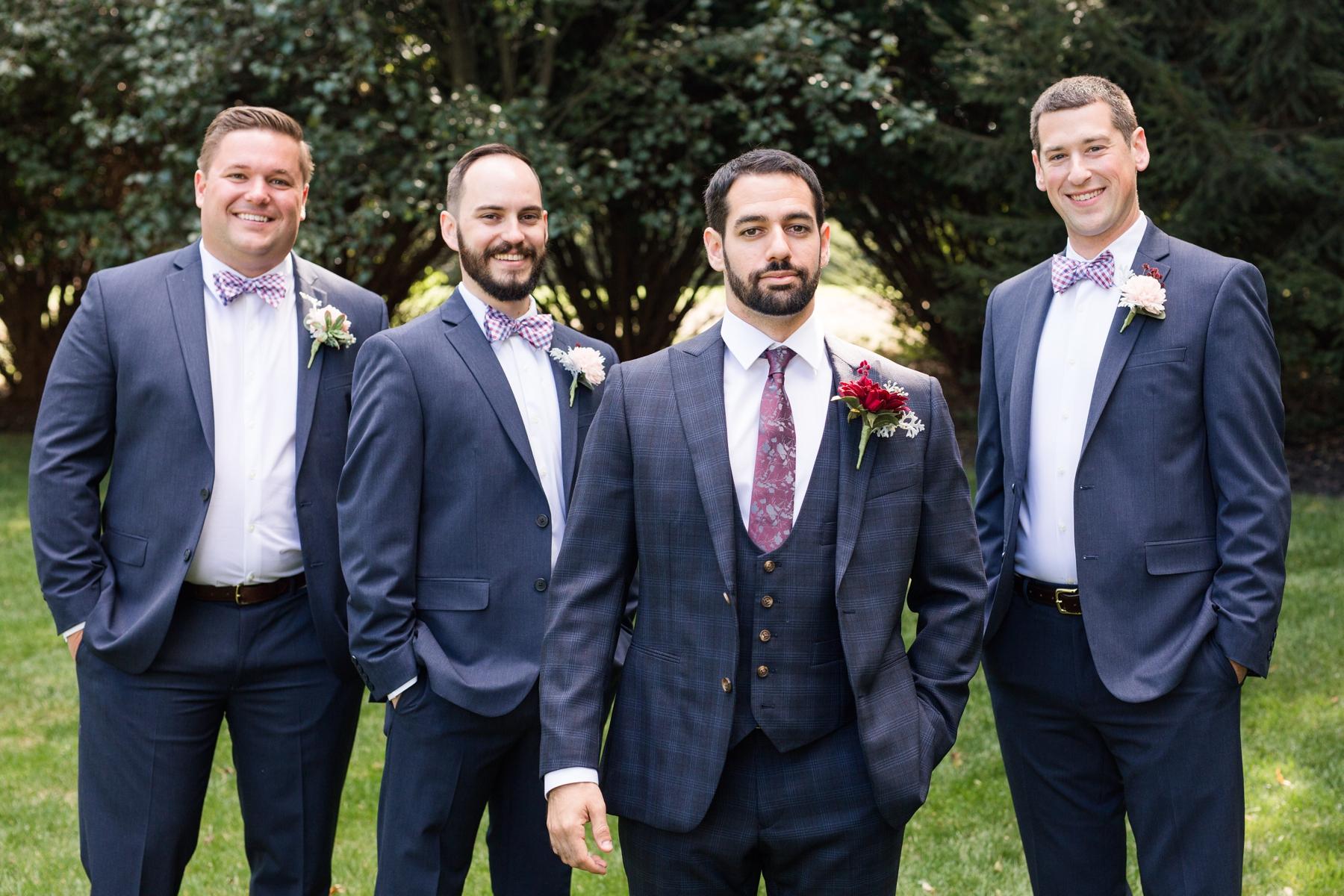 Wedding picture English-Manor NJ