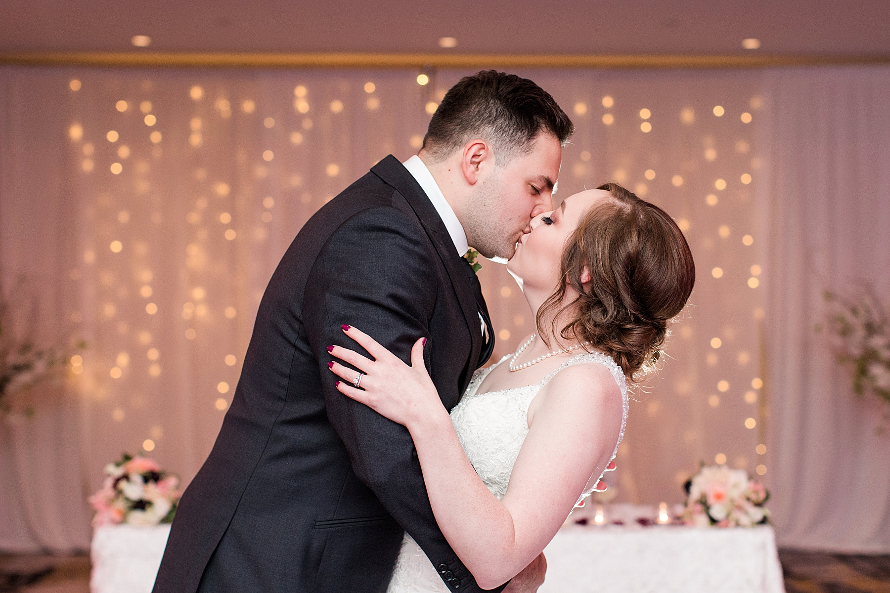Sheraton Eatontown Wedding