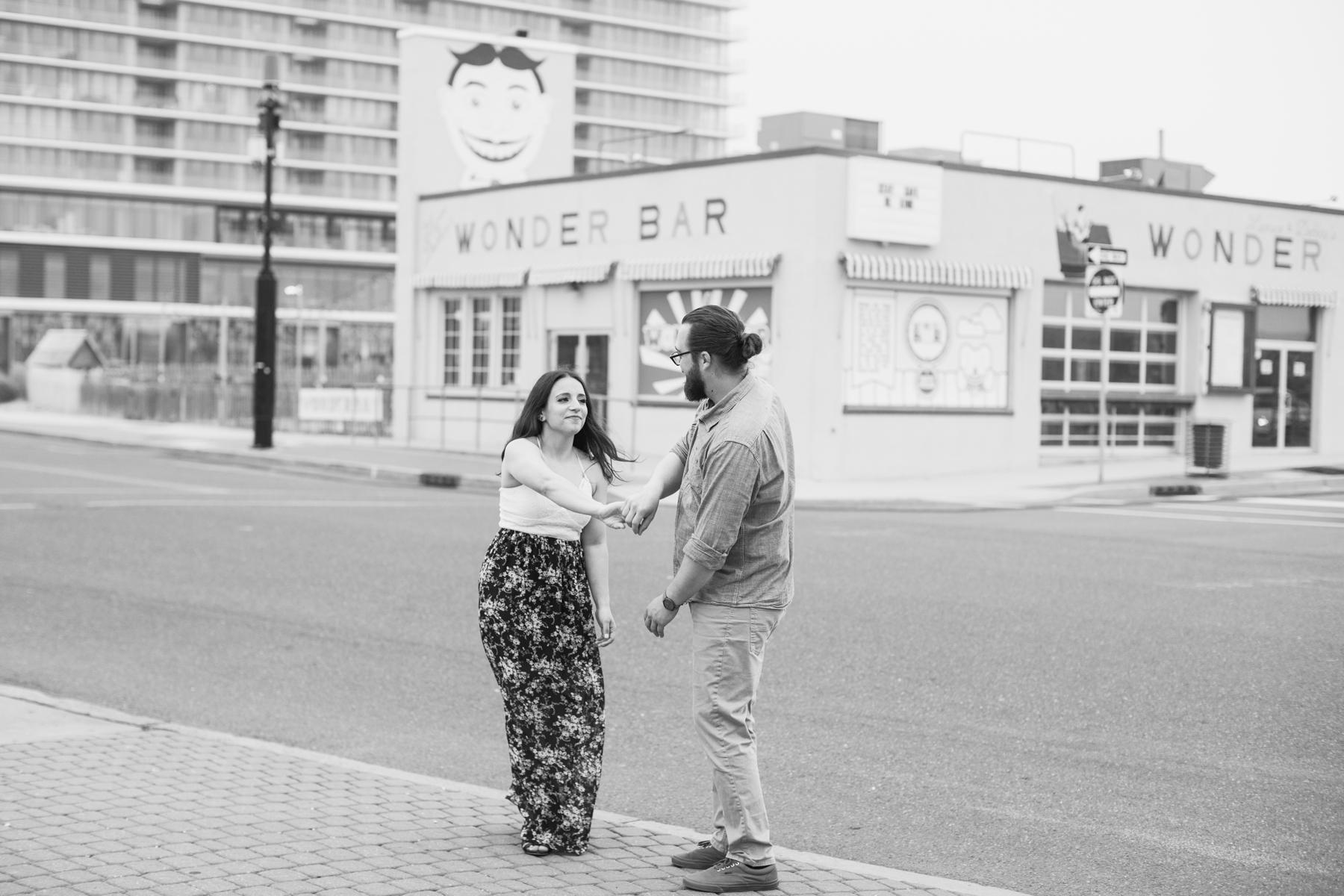 Engagement Photos Asbury Park