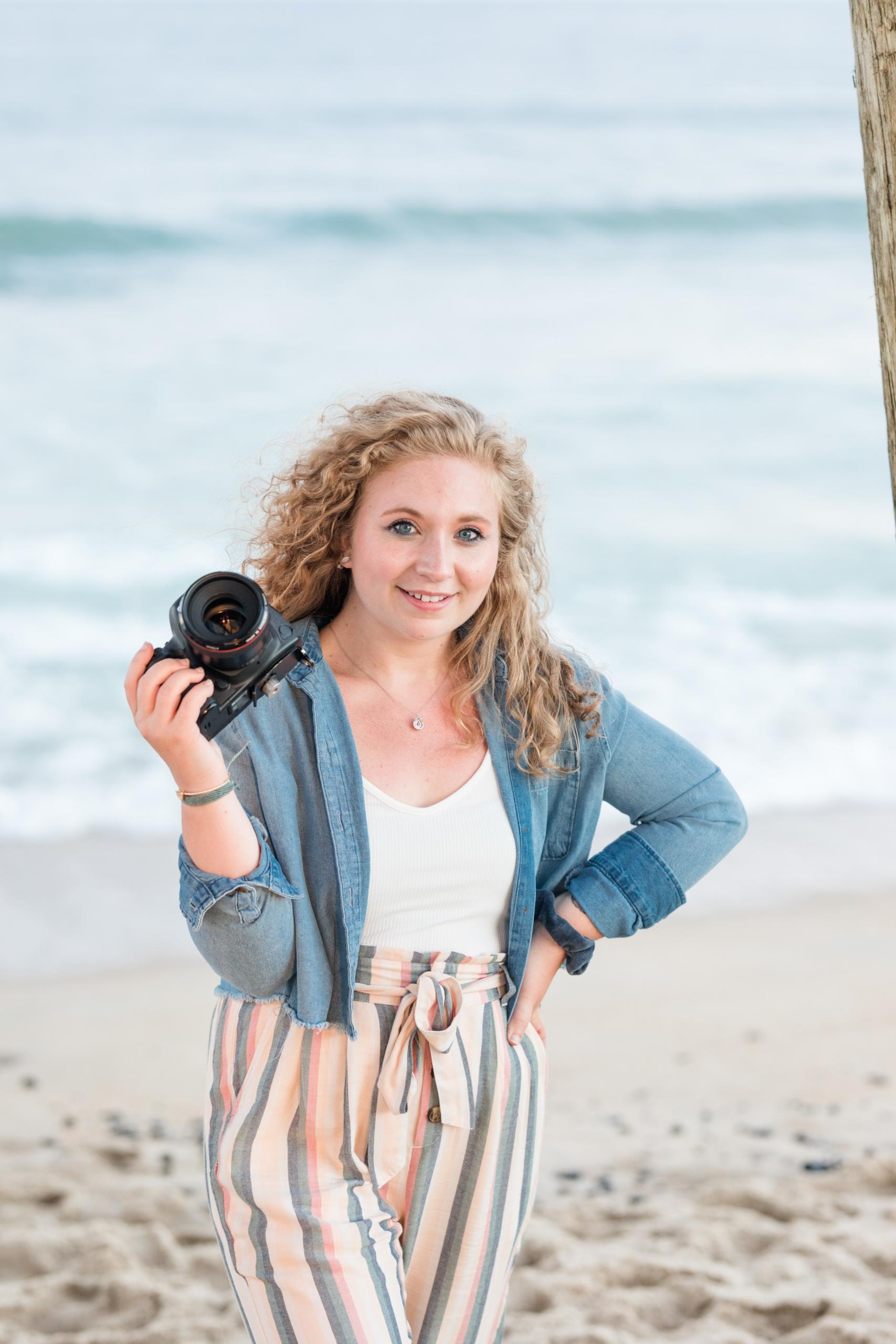 Casey Lebiedziewicz, Lead Photographer