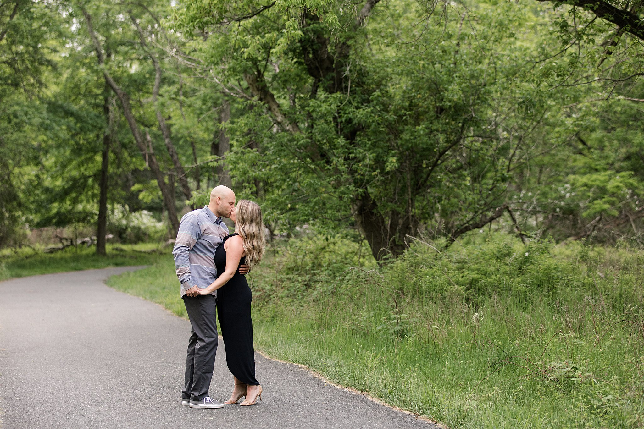 Engagement Photographer Allaire State Park