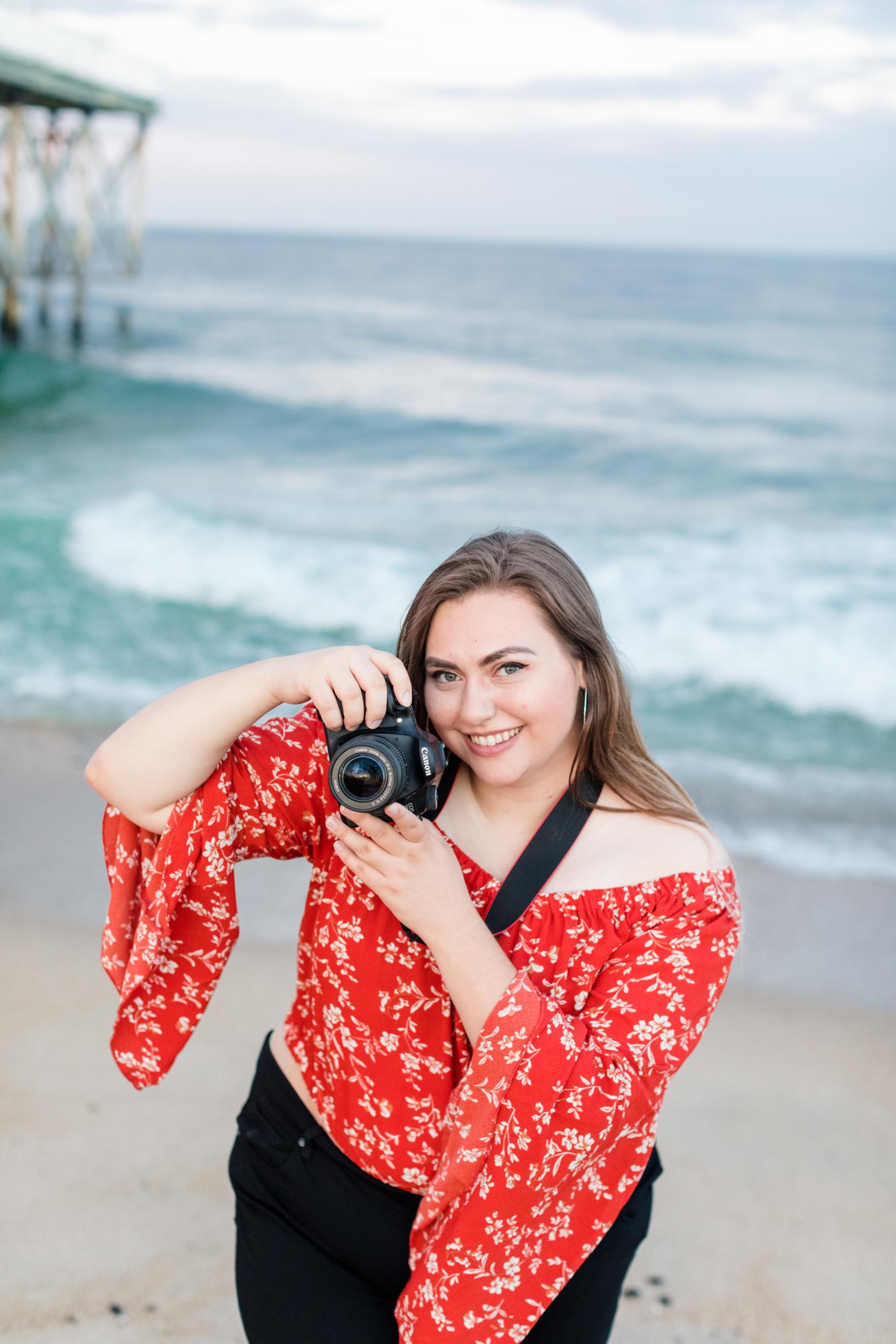 Kristen Miller Photography Assistant
