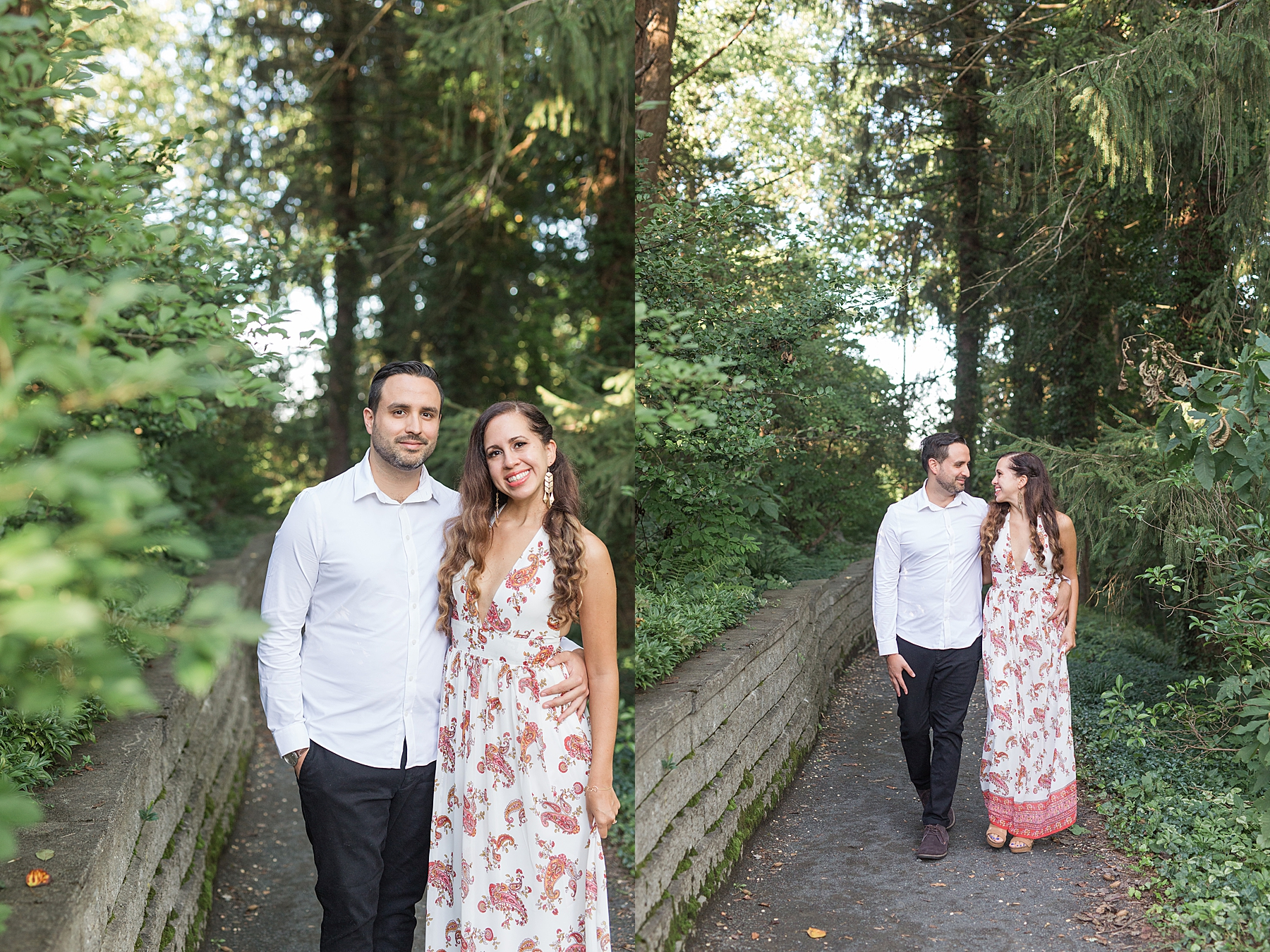 Deep Cut Engagement Photos