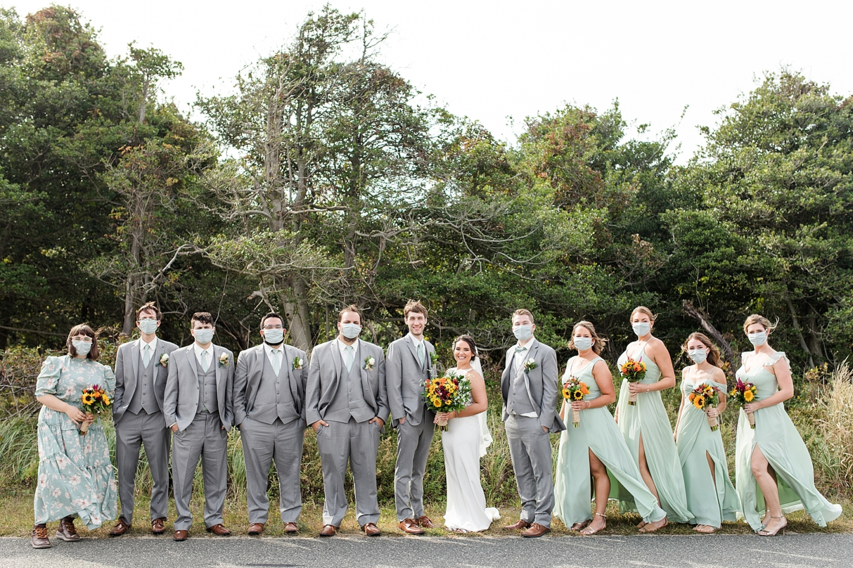 NJ Backyard Wedding