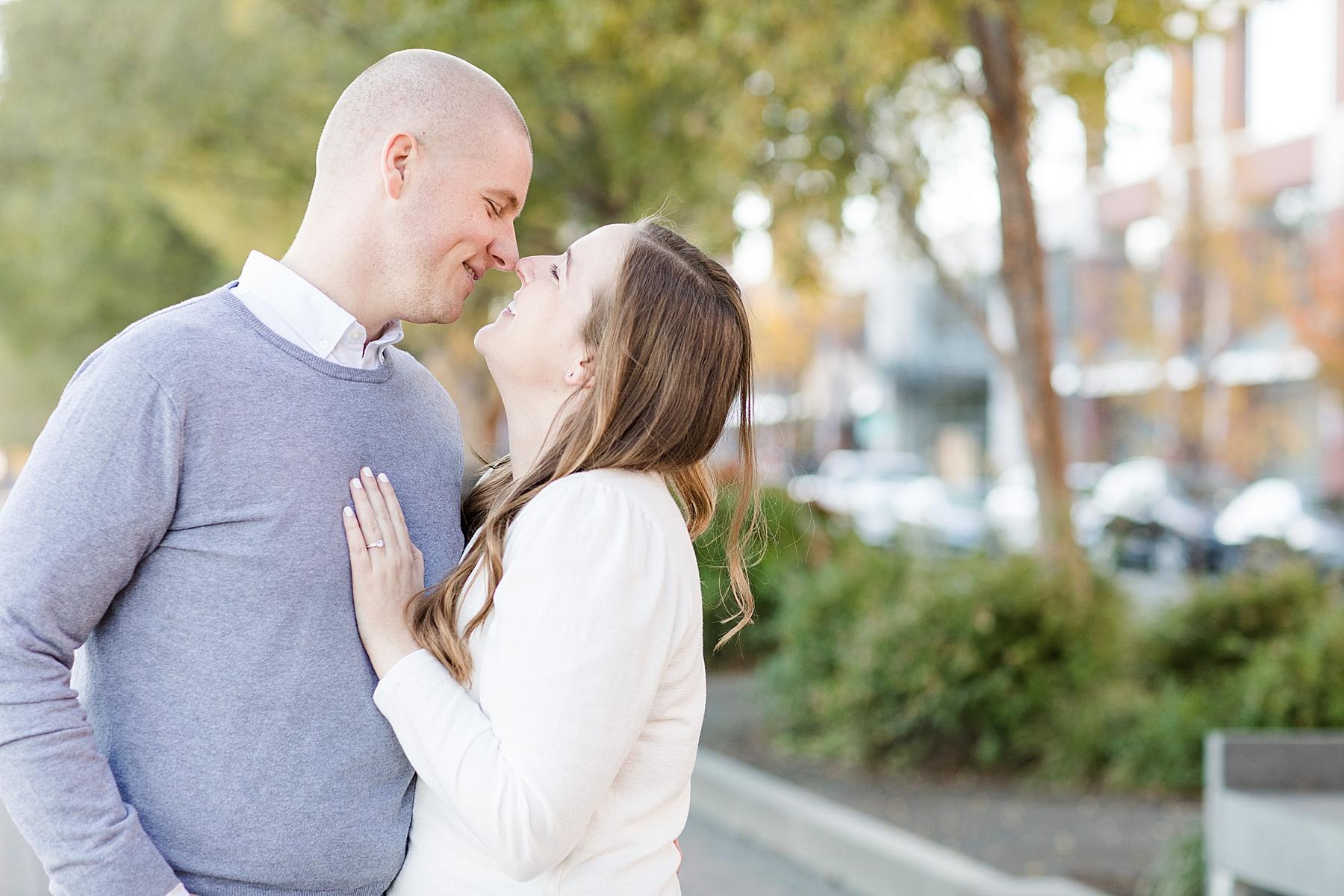 Hoboken Engagement