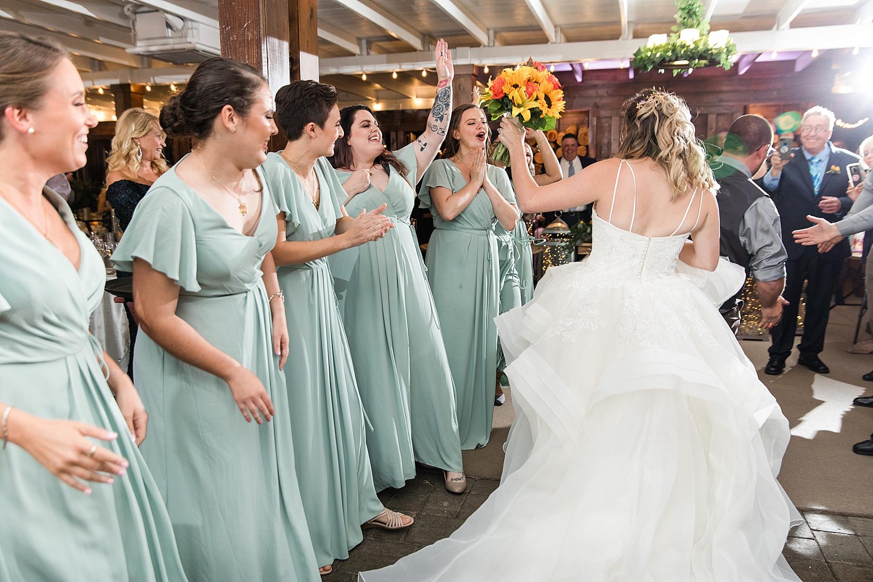 Hamilton Manor Wedding