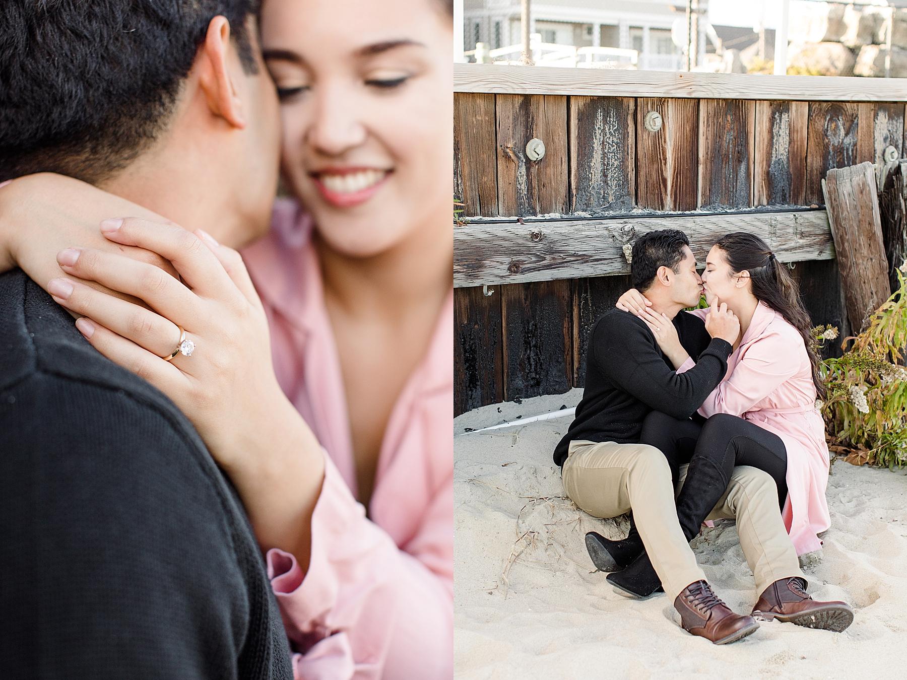 Bradley Beach Engagement