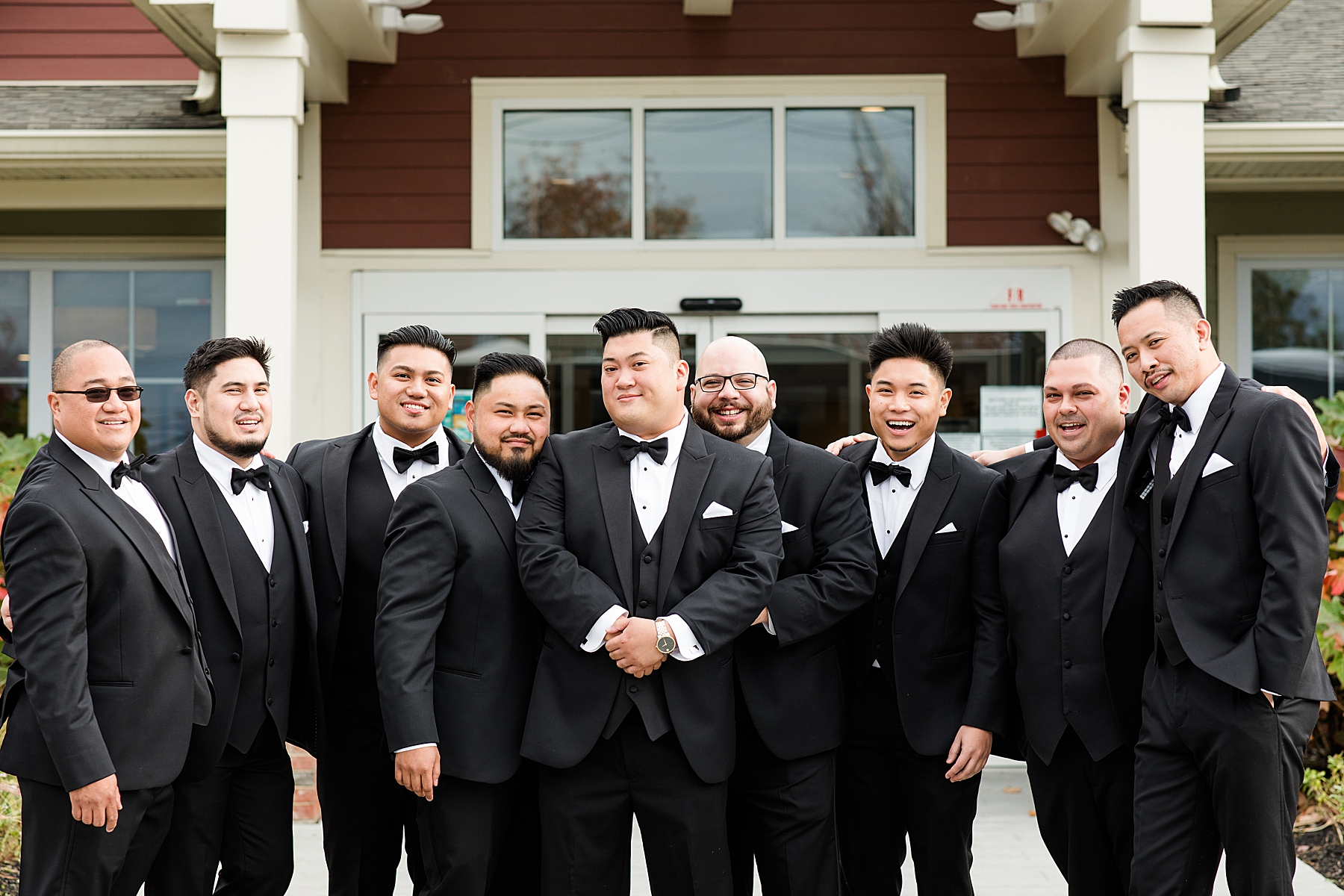 Wedding Photography Hamilton Manor