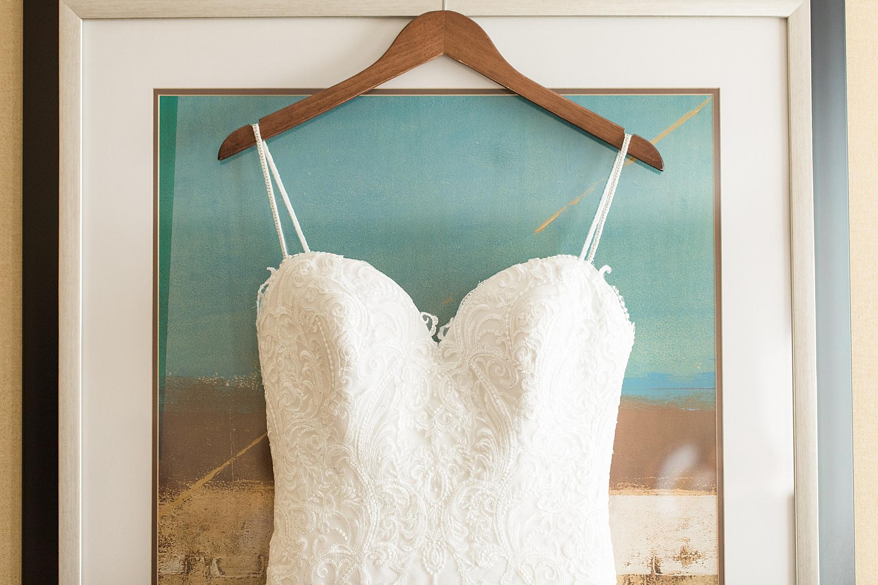 White Wedding Gown NJ