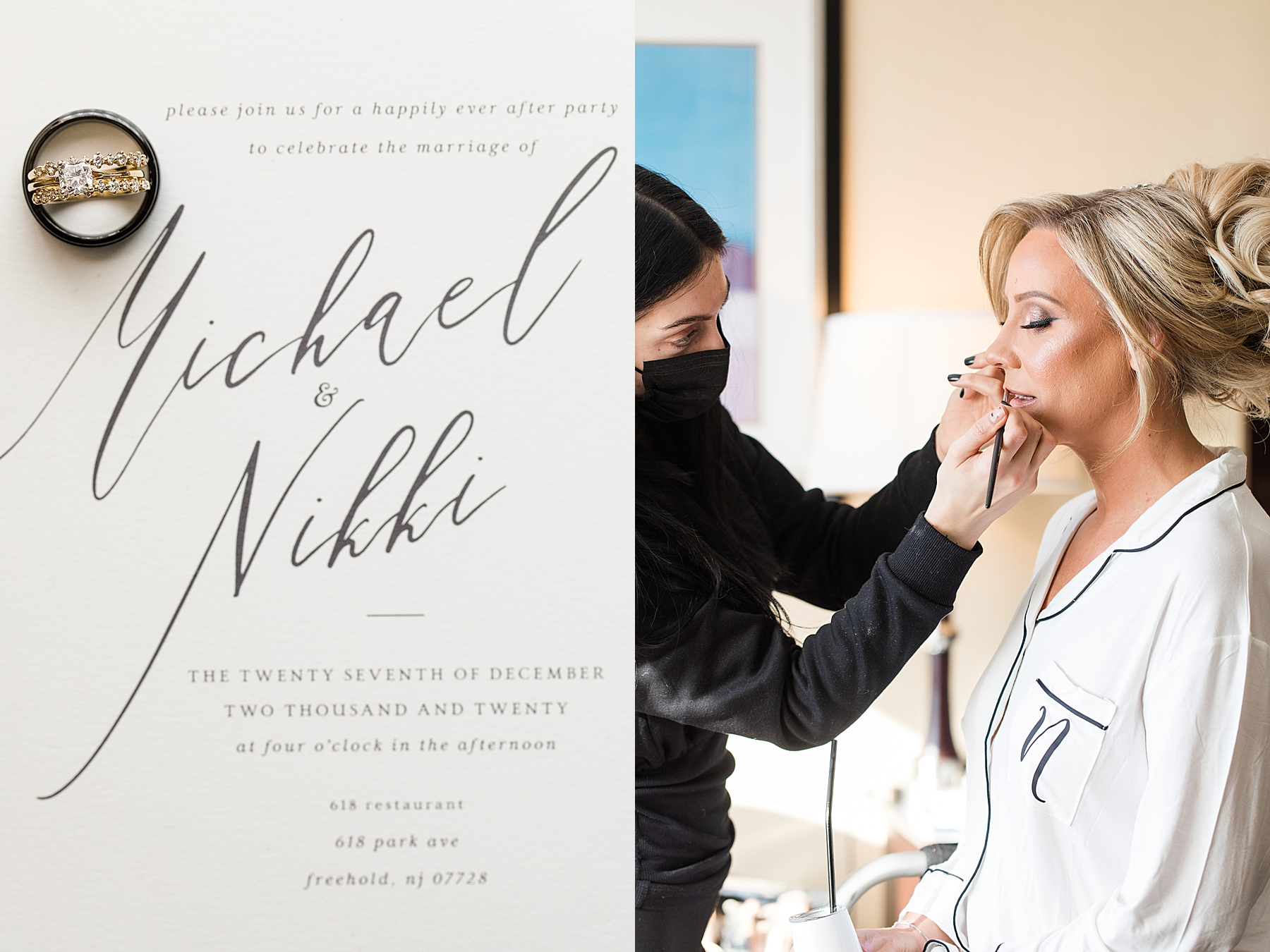 Nikki + Mike's Happily Ever After Party