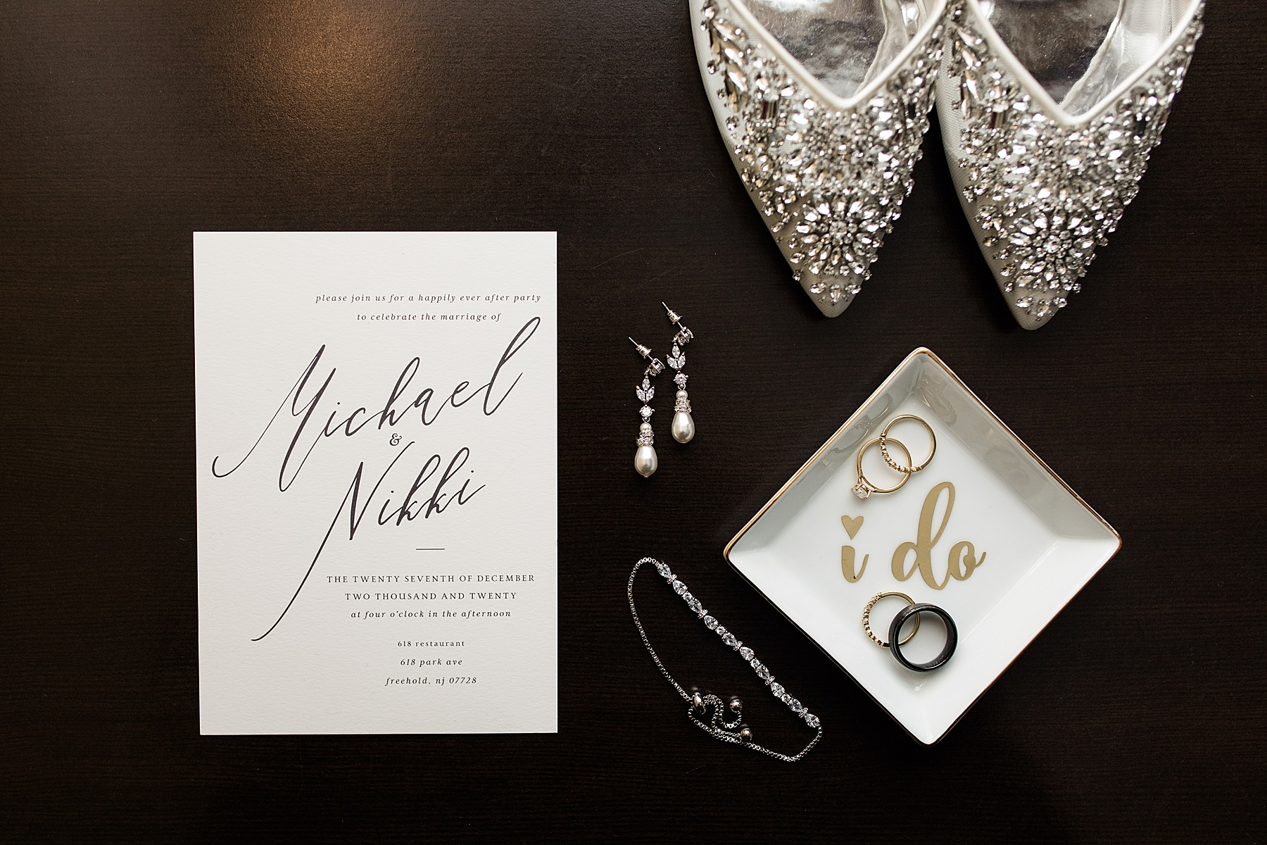 Nikki and Mike's 618 Freehold Wedding