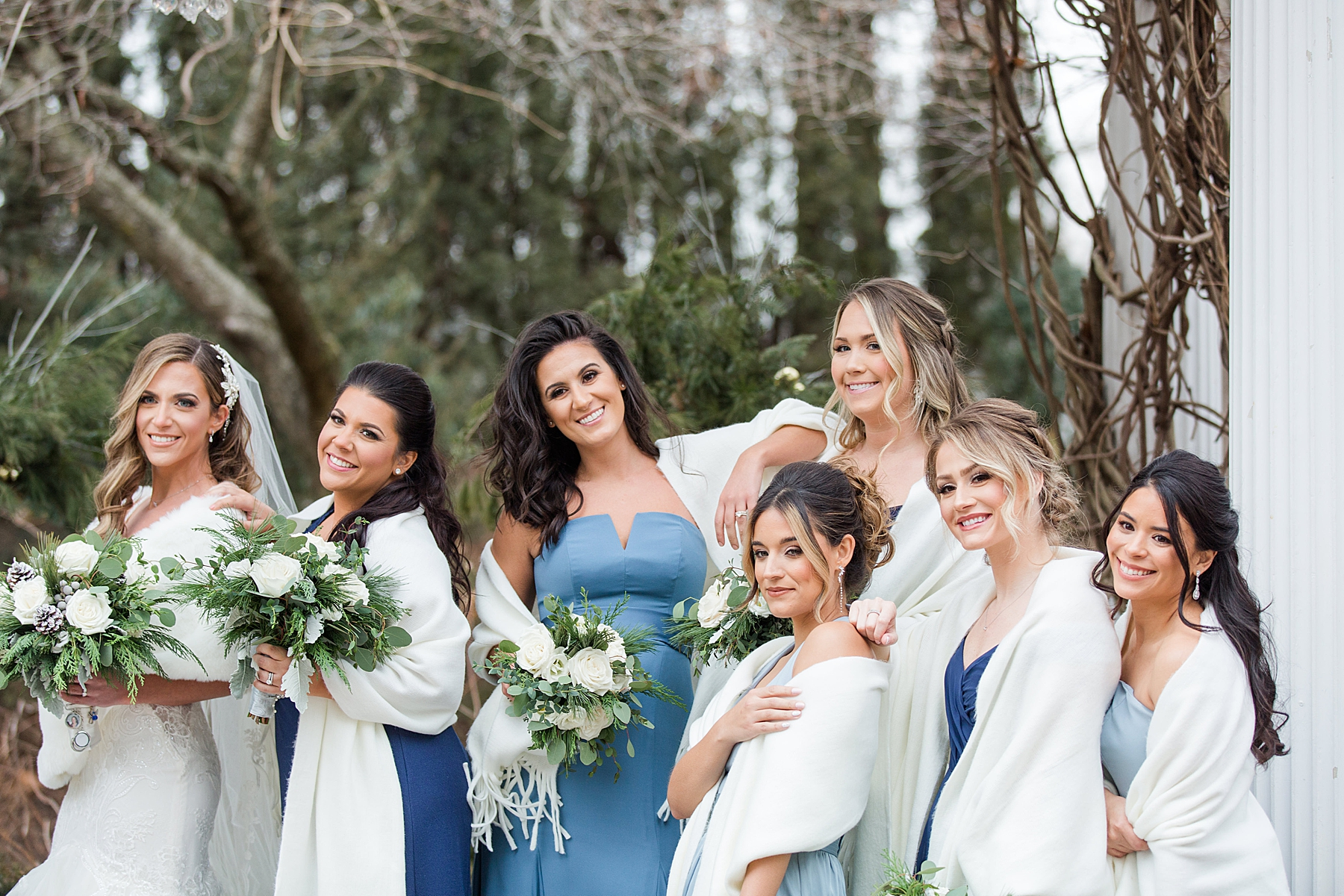 Nanina's in the Park Wedding