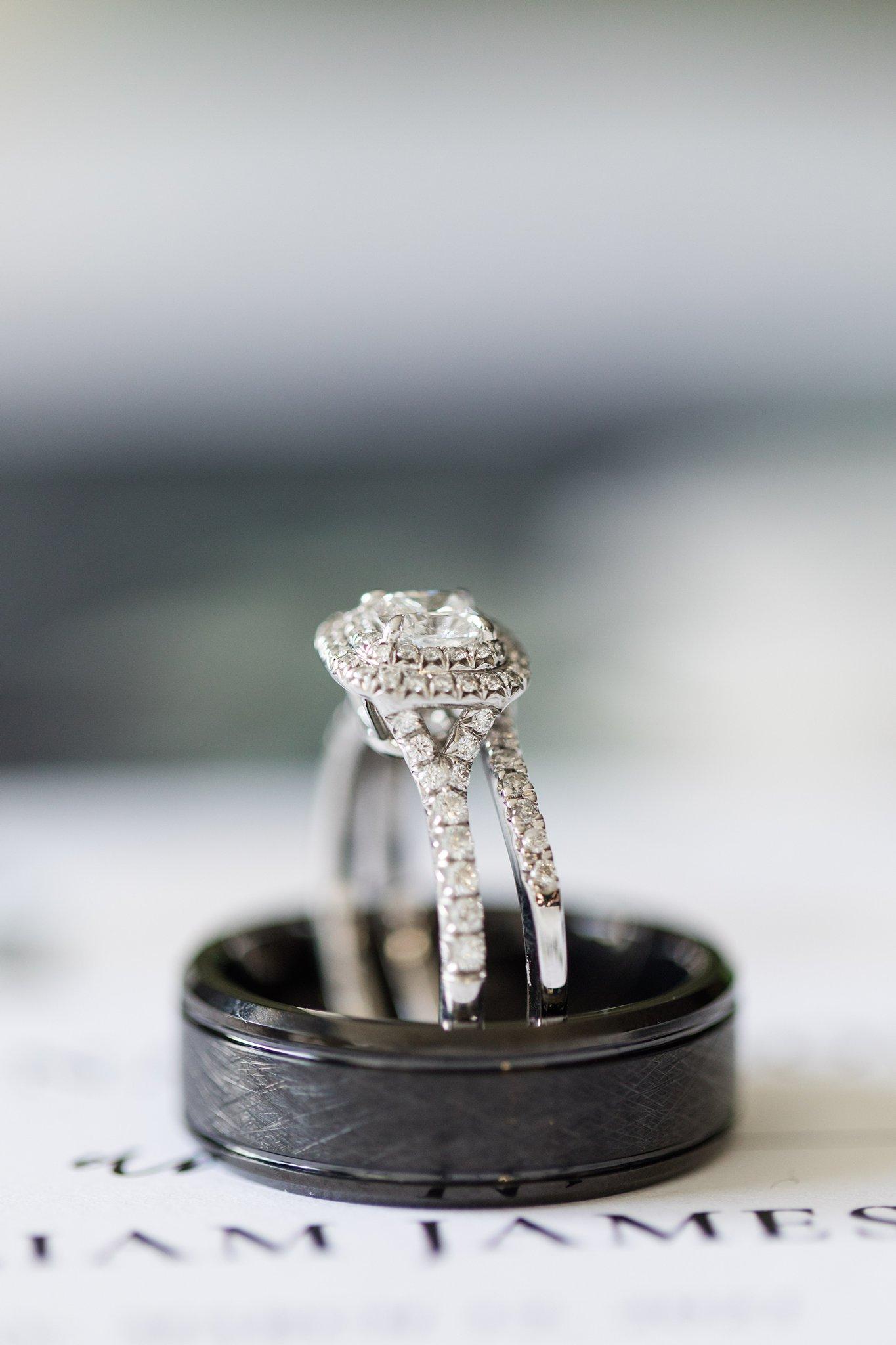 Wedding Ring The Hamilton Manor