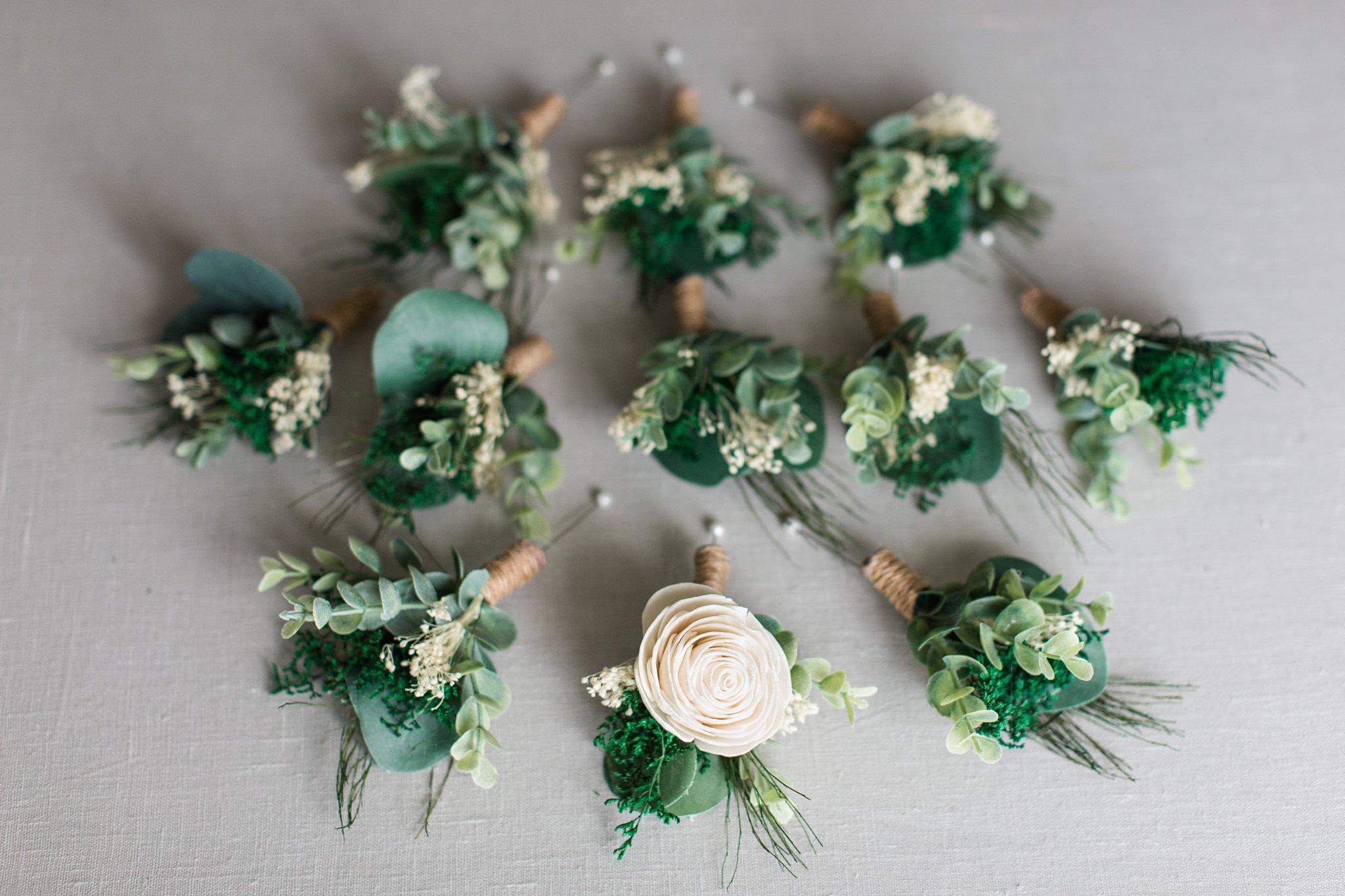 Wedding Flowers The Hamilton Manor